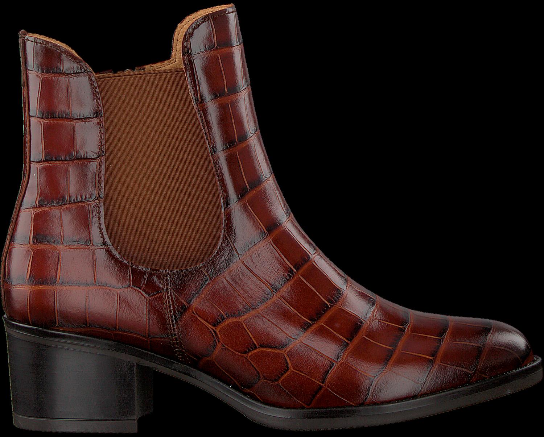 watch 6020b 970f9 Cognac GABOR Chelsea boots 650