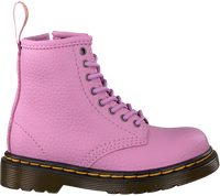 Roze DR MARTENS Veterboots 1460 K DELANEY - medium