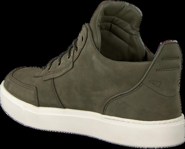 Groene TIMBERLAND Sneakers AMHERST HIGH TOP CHUKKA - large