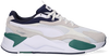Witte PUMA Lage sneakers RS-X3 TWILL AIRMESH  - small