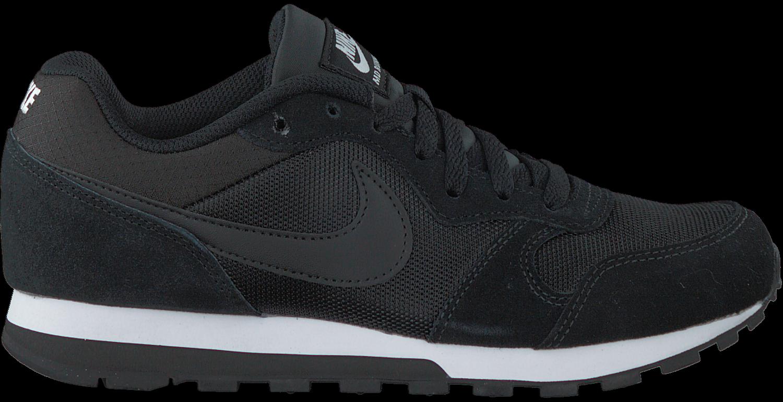 a56129ca600 Zwarte NIKE Sneakers MD RUNNER 2 WMNS - large. Next