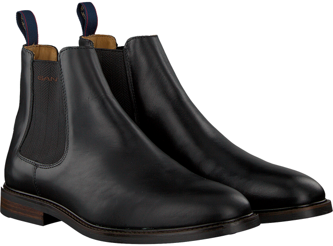 Zwarte GANT Chelsea boots RICARDO CHELSEA - large