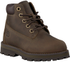 Bruine TIMBERLAND Veterboots COURMA KID TRADITIONAL 6 INCH  - small