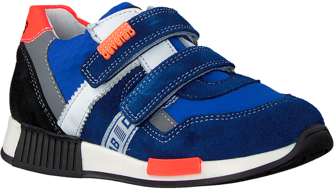 Blauwe DEVELAB Lage sneakers 41389  - large