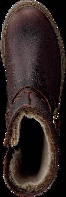 Bruine PANAMA JACK Biker boots SINGAPUR B23 - large