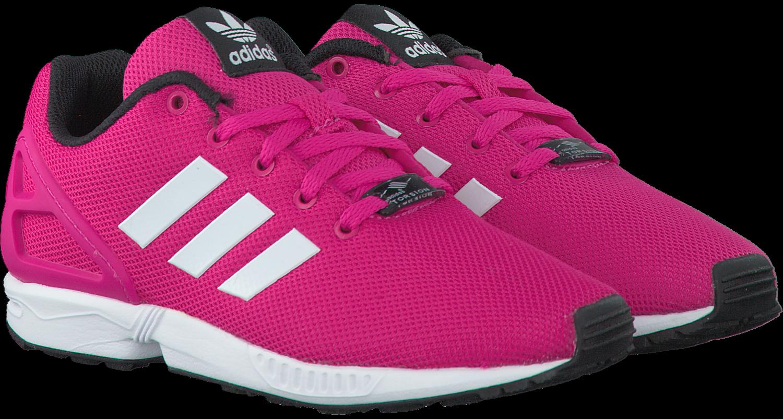 adidas zx flux roze