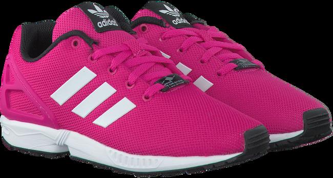 Roze ADIDAS Sneakers ZX FLUX KIDS  - large