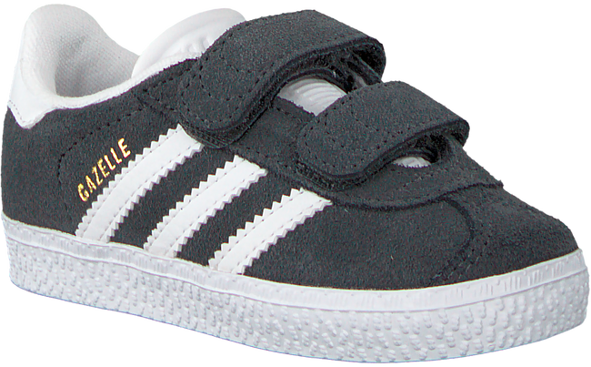 Grijze ADIDAS Sneakers GAZELLE CF I - large