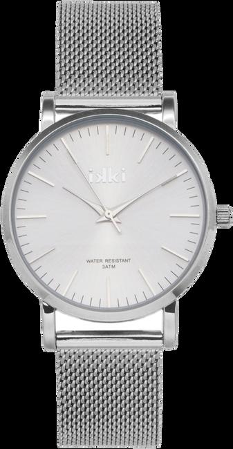 Zilveren IKKI Horloge FLORENCE - large