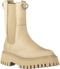 Beige BRONX Chelsea boots GROOV-Y 47268 - small