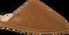 Cognac WARMBAT Pantoffels CLASSIC   - small