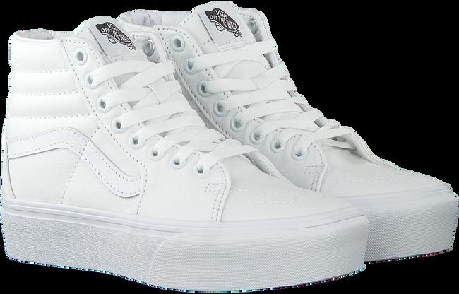 Witte VANS Hoge sneaker UA SK8-HI PLATFORM 2.0  - large