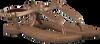 Bronzen LAZAMANI Sandalen 75.422  - small