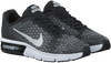 Zwarte NIKE Sneakers AIR MAX SEQUENT 2 KIDS  - small