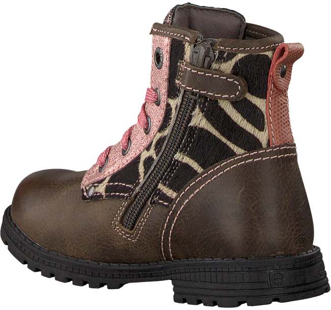 Taupe BUNNIES JR Veterboots THIJS TROTS - large