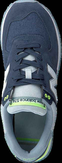 Blauwe NEW BALANCE Sneakers ML574  - large