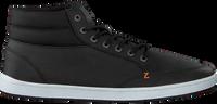 Zwarte HUB Hoge sneaker INDUSTRY 2.0  - medium