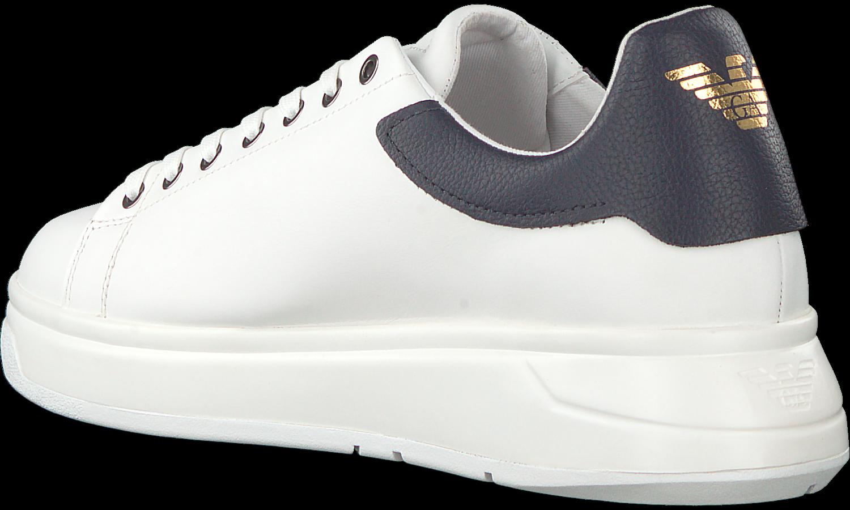 1f507aea3a0 Witte EMPORIO ARMANI Sneakers X4X180 - Omoda.nl