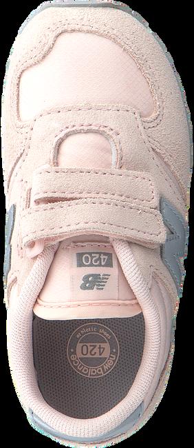 Roze NEW BALANCE Sneakers KE420 KIDS  - large