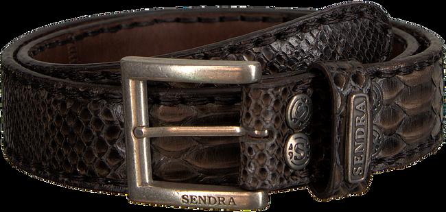 Grijze SENDRA Riem 1016 - large