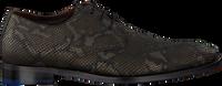 Groene FLORIS VAN BOMMEL Nette schoenen 18124  - medium