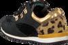 Zwarte BUNNIES JR Sneakers RIKKY RUIG  - small