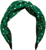 Groene ABOUT ACCESSORIES Haarband 8600152260  - small