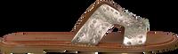 Gouden VERTON Slippers 10179  - medium