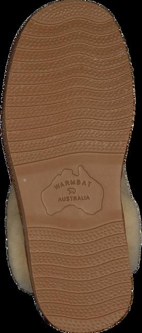 Beige WARMBAT Pantoffels FLURRY WOMEN SUEDE  - large