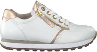 Witte GABOR Lage sneakers 035  - medium