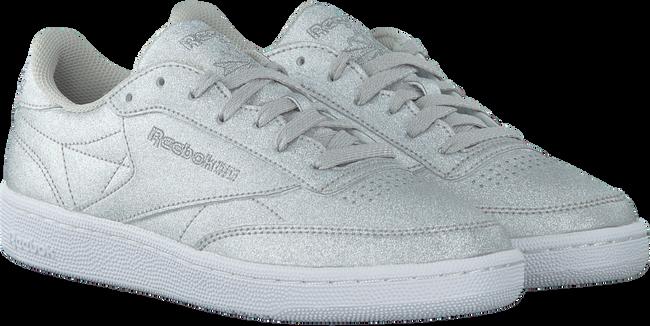 Zilveren REEBOK Sneakers CLUB C 85 WMN  - large