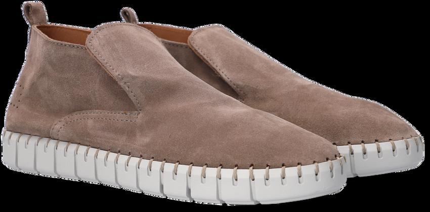 Beige SHABBIES Loafers 120020024  - larger
