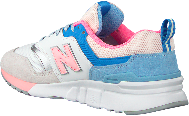 Witte NEW BALANCE Sneakers CW997  - large
