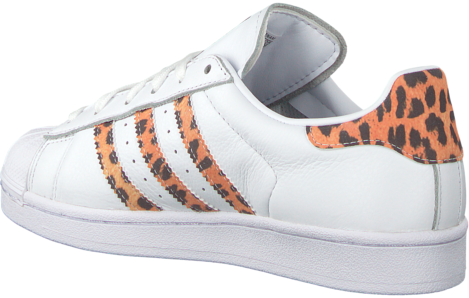 adidas superstar dames leopard