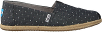 Zwarte TOMS Espadrilles ALPARGATA W  - medium