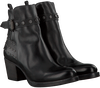 Zwarte VIA VAI Enkellaarsjes 4913099  - small