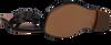 Zwarte BIBI LOU Slippers 868Z11HG  - small