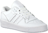 Witte ADIDAS Lage sneakers RIVALRY LOW W  - small