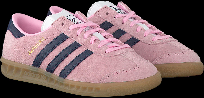 adidas hamburg roze