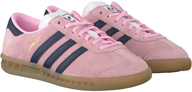 Roze ADIDAS Sneakers HAMBURG WOMEN  - large