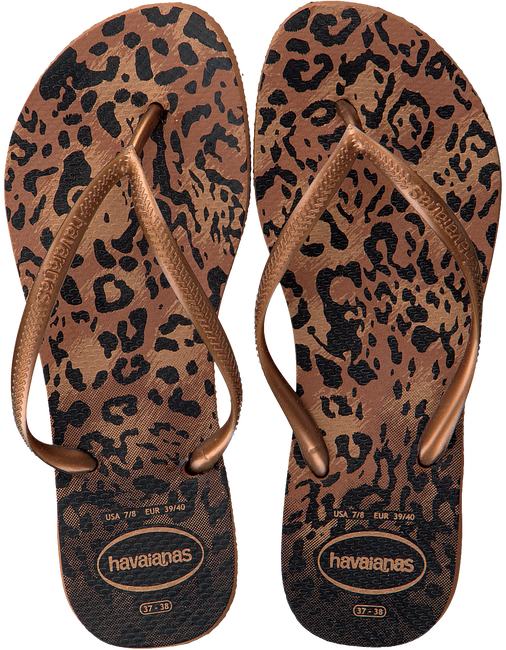 HAVAIANAS SLIPPERS SLIM ANIMALS - large