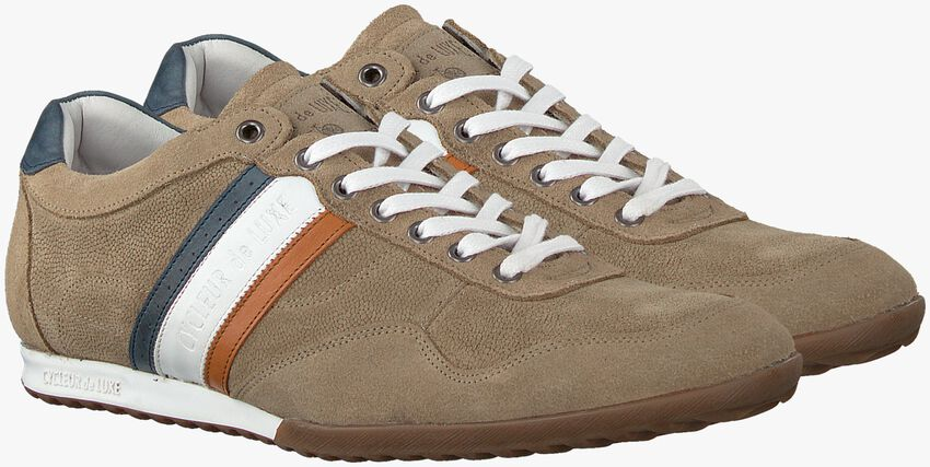 Taupe CYCLEUR DE LUXE Lage sneakers CRASH  - larger