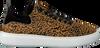 Bruine NUBIKK Sneakers ROX - small