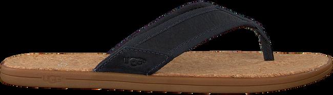 blauwe UGG Slippers SEASIDE FLIP  - large