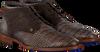 Bruine REHAB Nette schoenen SALVADOR CROCO - small