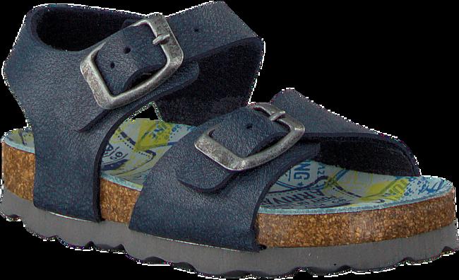 blauwe BRAQEEZ Sandalen 418068  - large