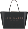 Zwarte TED BAKER Shopper JANIICE  - small