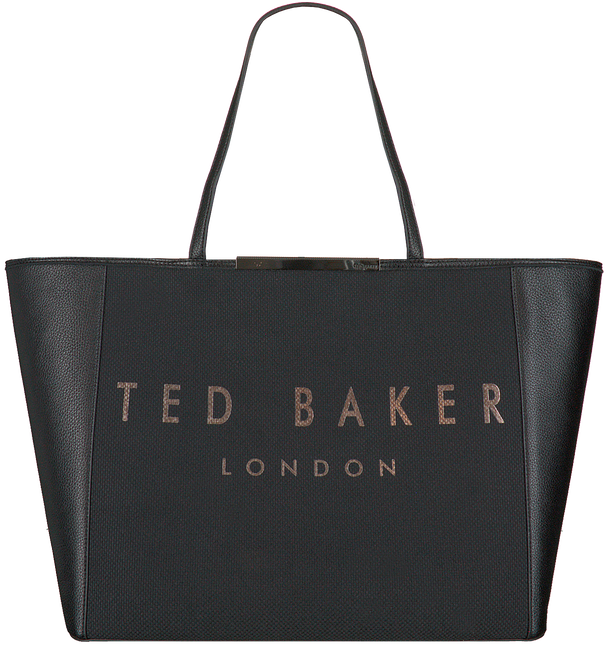 Zwarte TED BAKER Shopper JANIICE  - large