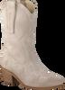 Beige ROBERTO D'ANGELO Hoge laarzen NARDO  - small