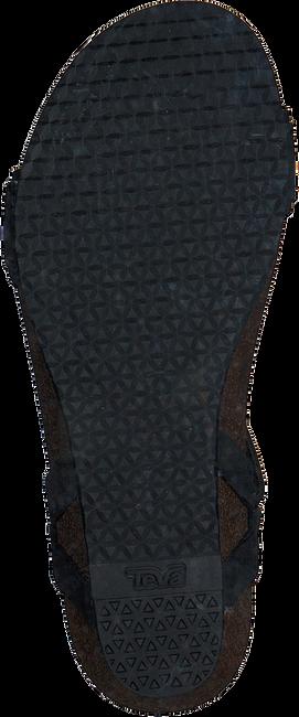 Zwarte TEVA Sandalen W MAHONIA STITCH  - large